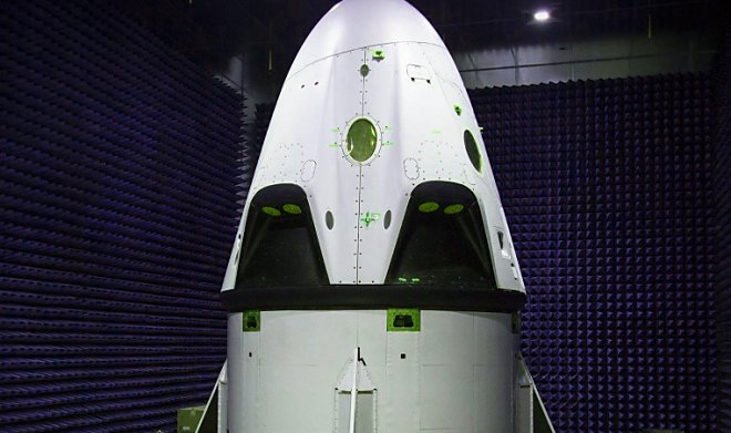 SpaceX will be ready to transportation of people k  to April, 2019