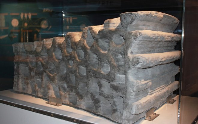 The ESA considers lunar dust as raw materials for production of bricks