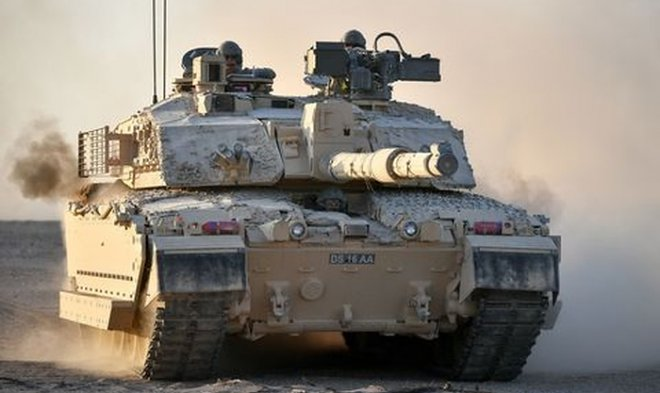 Britain intends to get rid of its armored troops