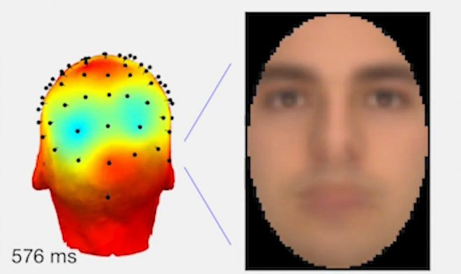 The computer scanner has learned to distinguish visual images of which the person