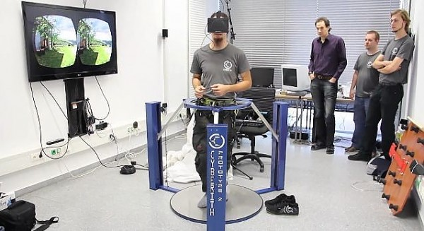 Virtualizer will allow gamers to use the movements of a body in computer games