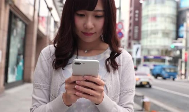 The authorities of the Japanese city of Yamato banned the use of smartphones on the go