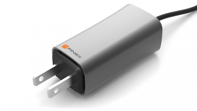 The smallest charging dlya  is created; laptops